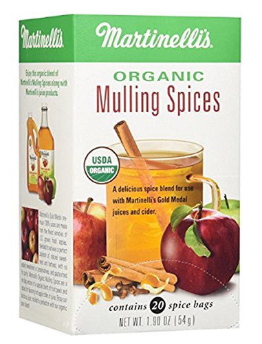 Martinelli's Organic Mulling Spices