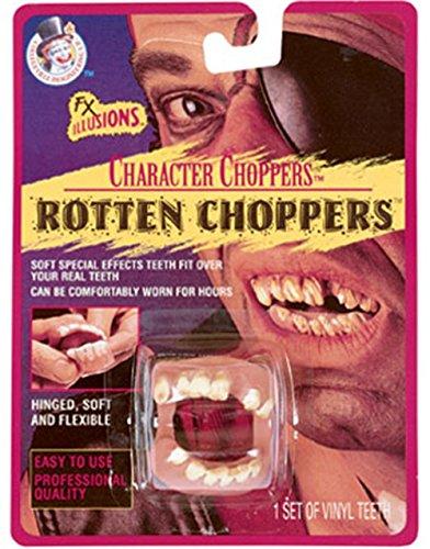Rubie's Costume Co Choppers-Rotten Choppers Costume