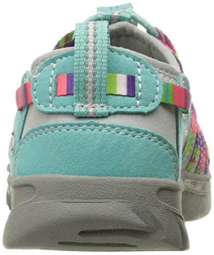 Keen Whisper Toddler Hook-and-Loop Sandal (Toddler/Little Kid) Raya Fusion