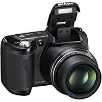 Nikon L105 12.1 MP Digital Camera with 15x Optical Zoom -...