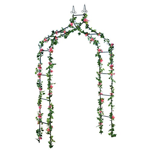 Collections Etc Elegant Garden Arch Trellis