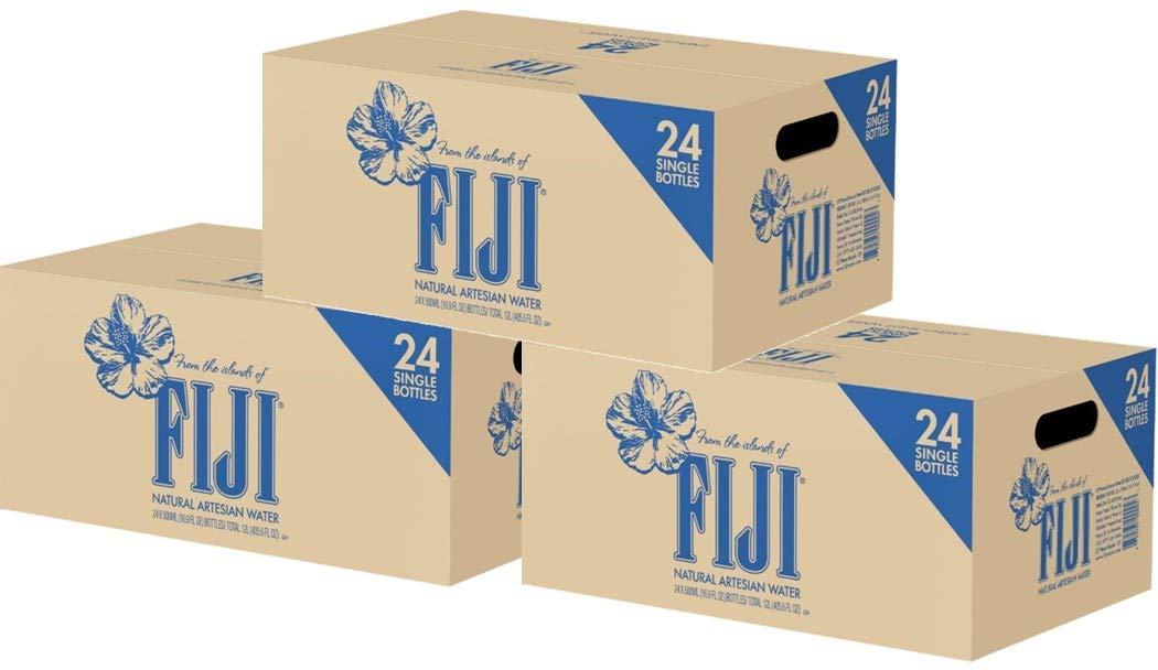ETYRF Natural Artesian Water, 16.9 Fl Oz (Pack of 24 Bottles) (3 Pack of 24)