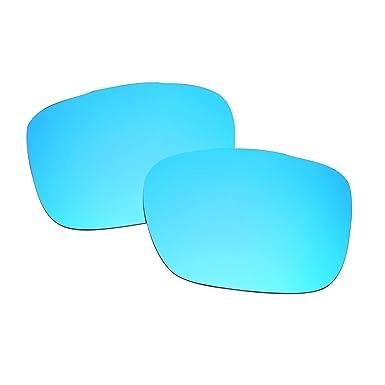SOODASE Para Oakley TwoFace Gafas de sol Azul Lentes de repuesto ...