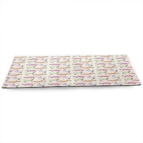 Amazon.com : funkky Kids Eco Friendly Yoga Mat Children ...