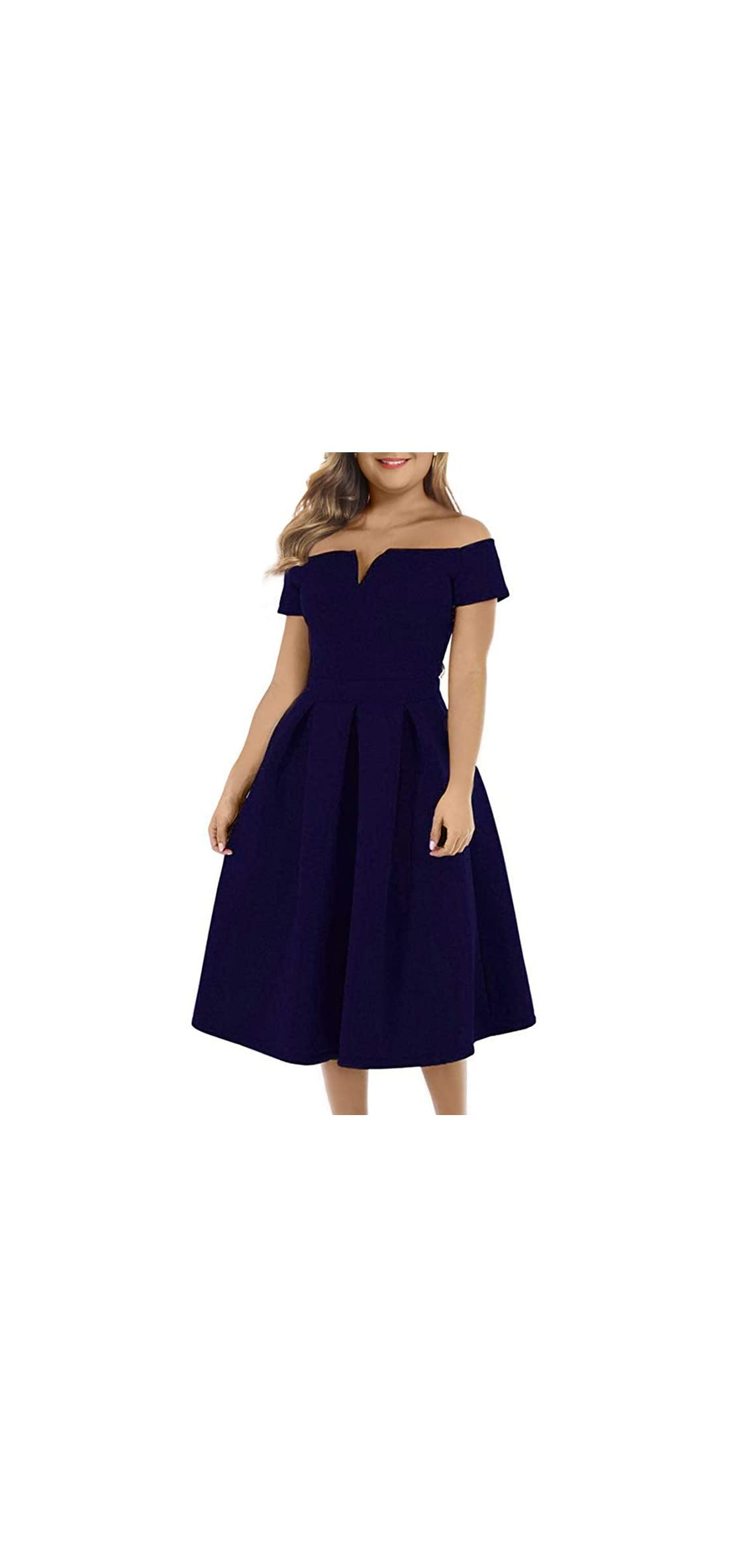Women's Plus Size Vintage S Party Cocktail Wedding