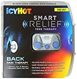Icy Hot Smart Relief TENS Therapy, Back and Hip Starter Kit, Includes Portable Wire-Free TENS Unit, Battery,...