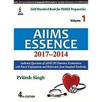 AIIMS Essence (2017–2014) - Vol. 1