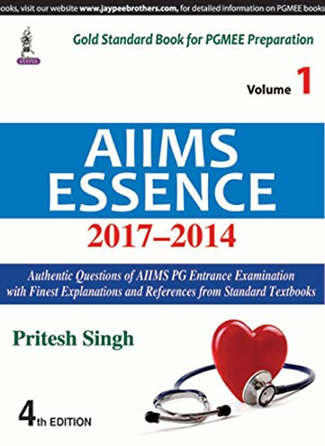AIIMS Essence (2017–2014) - Vol. 1 ebook
