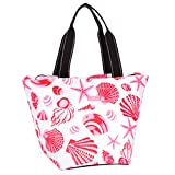 SCOUT Daytripper Everyday Tote Bag, Shoulder Bag, Water Resistant, Wipes Clean, Zips Closed, Sunny