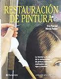 img - for RESTAURACION DE PINTURA (Spanish Edition) book / textbook / text book