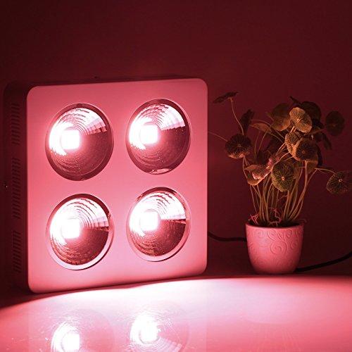 51ovddJn3FL - Roleadro 800W-S Full Spectrum LED Grow Light for Veg and Flowering