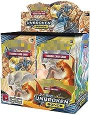 BST-MAI 360 stuks Pokemon kaarten, Pokemon Booster dozen, Pokemon kaarten Booster Box, Pokemon kaarten Booster Packs, Booster Display Box Board Game Cards Animatie Collectie Gift voor Kids Fans (VOL)