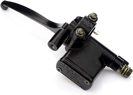 Chanoc Right Hydraulic Brake Lever Master Cylinder 7//8 Inch with 8mm Mirror Hole for GY6 50cc 125cc 150cc 250cc ATV Scooter Moped Quad