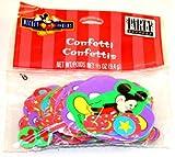 Disney Mickey Mouse Confetti