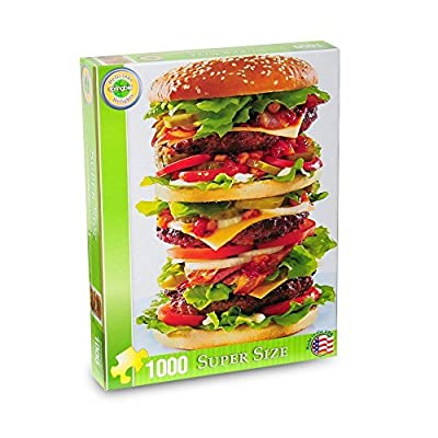 Springbok Super Size Delicious Delights Jigsaw Puzzle 1000 Piece By Springbok