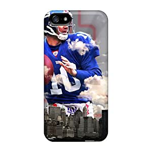 ColtonMorrill Iphone 5/5s Protective Cell-phone Hard Covers Support Personal Customs Vivid New York Giants Skin [Okm15412DpwZ]