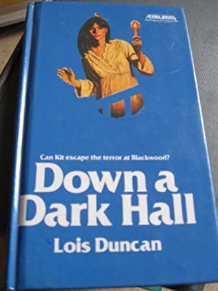 book cover of Down a Dark Hall