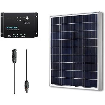 Amazon Com Furrion Fspp95sa Bl 95w Portable Solar