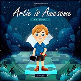 Artie is Awesome (Artie's Adventures) - Popular Autism Related Book