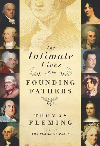 The Intimate Lives of the Founding Fathers cover