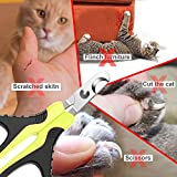 JOFUYU Pet Nail Clippers for Small Animals - Best