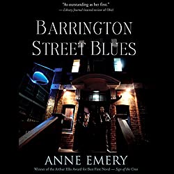 Barrington Street Blues: A Collins-Burke Mystery, Book 3