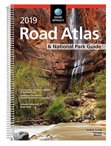 2019 Rand McNally National Park Atlas & Guide (Rand McNally Road Atlas) ()