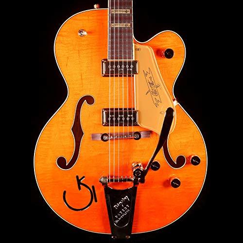 (Gretsch G6120T-55GE Vintage Select 1955 Chet Atkins - Western Orange Stain, Bigsby)