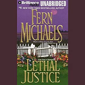 Lethal Justice Audiobook
