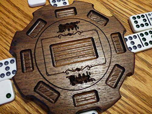 Best mexican train hub solid walnut list