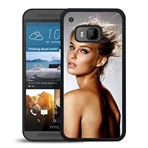 Beautiful Girl Cover Case For HTC ONE M9 With Bar Refaeli Girl Mobile Wallpaper(20) Phone Case