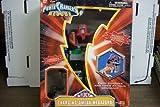 power ranger morphers lightspeed - Power Rangers Lightspeed Rescue Deluxe Charging Omega Megazord Sealed Bandai 2000