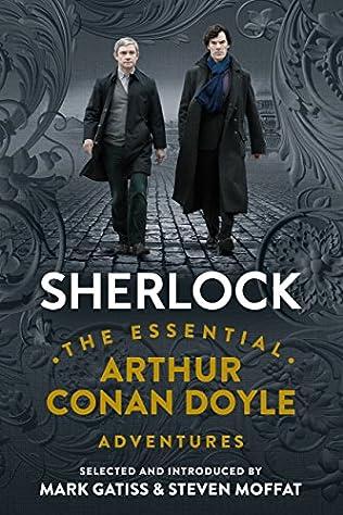 book cover of Sherlock: The Essential Arthur Conan Doyle Adventures