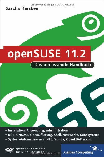 [PDF] openSUSE 11.2: Das umfassende Handbuch, 3 Auflage Free Download | Publisher : Galileo Press GmbH | Category : Computers & Internet | ISBN 10 : 3836214970 | ISBN 13 : 9783836214971