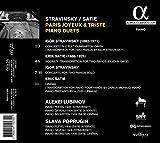 Stravinsky & Satie: Paris joyeux & triste - Piano Duets