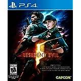 Resident Evil 5 - PlayStation 4 - Standard Edition