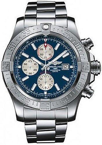 Breitling Super Avenger Hombre Reloj Cronógrafo - a1337111-c871 - 168 A: Breitling: Amazon.es: Relojes
