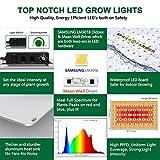 Spider Farmer Newest SF-2000 LED Grow Light 2x4