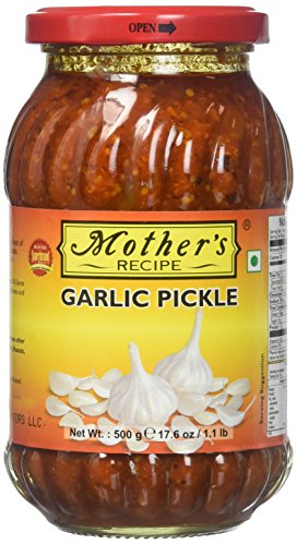M R Garlic Pickle 500g (Garlic Pickle Recipes)