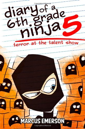 Diary 6th Grade Ninja Terror product image