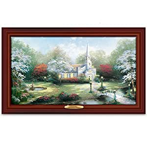 The bradford exchange thomas kinkade - Home interiors thomas kinkade prints ...
