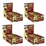 Honey Stinger Energy Bars, Rocket Chocolate (Pack of 60 Individually-Wrapped 1.75 Oz. Bars) Gluten Free, Made with Organic Honey
