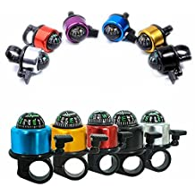 2016 New Arrival Bicycle Bells / Mountain Bike Aluminum Compass Bell / Bicycle Riding Equipment Accessories