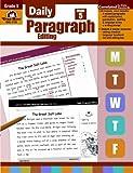 Daily Paragraph Editing, Grade 5 by Mathews, Lisa V. (2004) Paperback