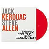 Poetry For The Beat Generation Red/Gold Vinyl