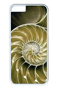 iphone 6 plus 5.5inch Case Rotating Art PC Hard Plastic Case for iphone 6 plus 5.5inch Whtie