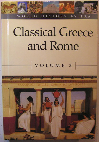 Download World History by Era - Vol. 2 Classical Greece and Rome (hardcover edition) pdf epub