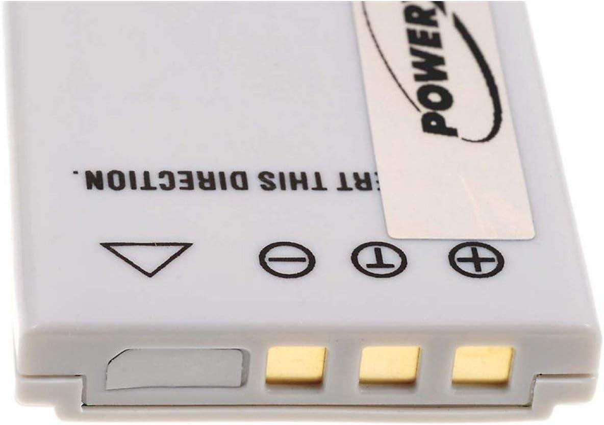 Bater/ía para BenQ C/ámara Digital DC E820