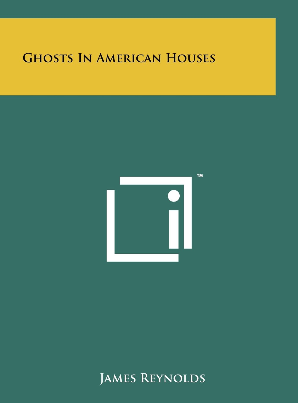 Ghosts in American Houses ebook