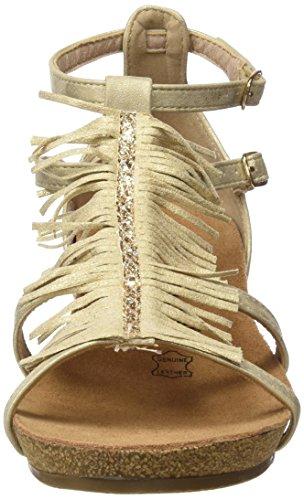 Sandales 046557 Xti Doré Plateforme Femme U56nwvAx6